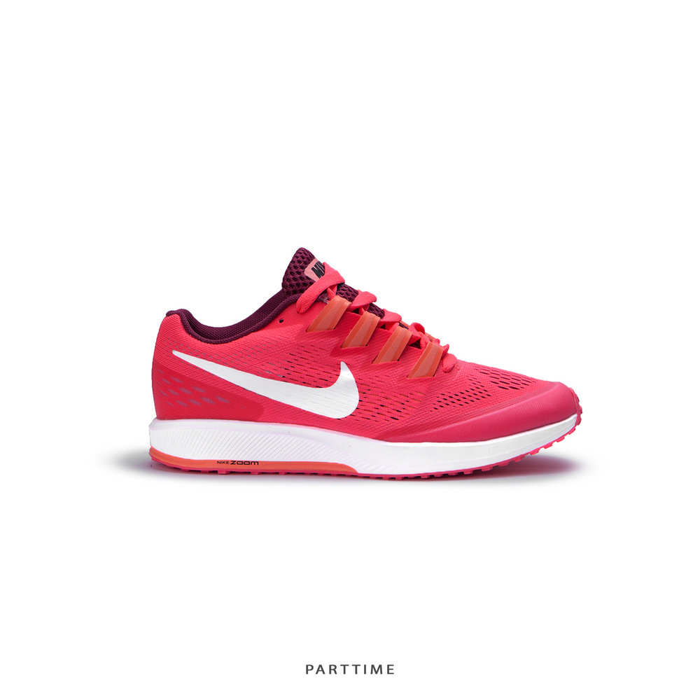 Zoom Speed Rival - Pink Neon/White