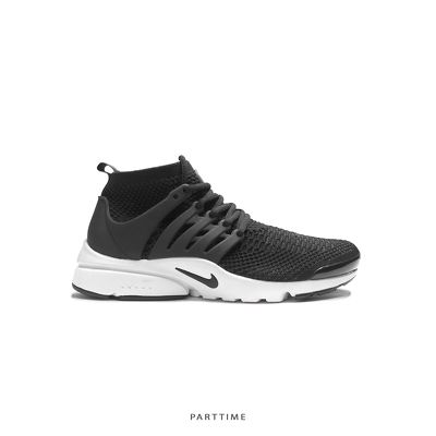Air Presto Flyknit - Black