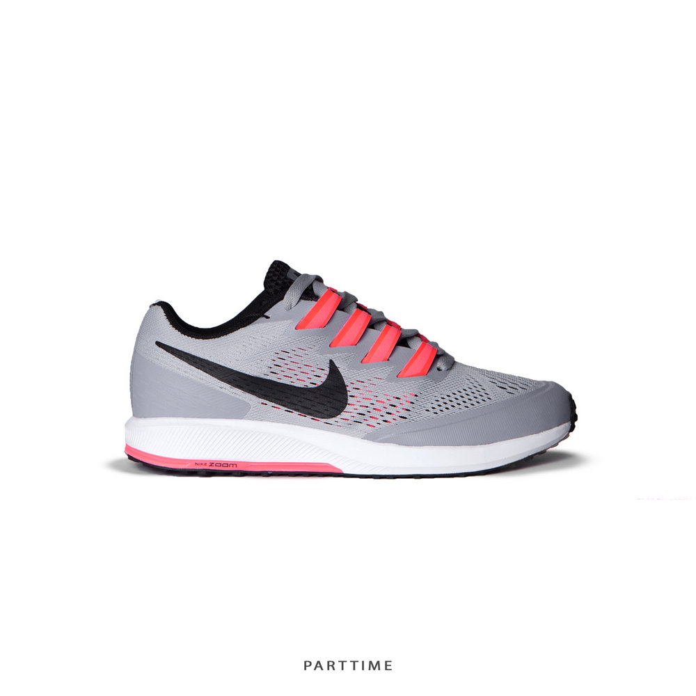 Zoom Speed Rival - Grey/Pink Neon