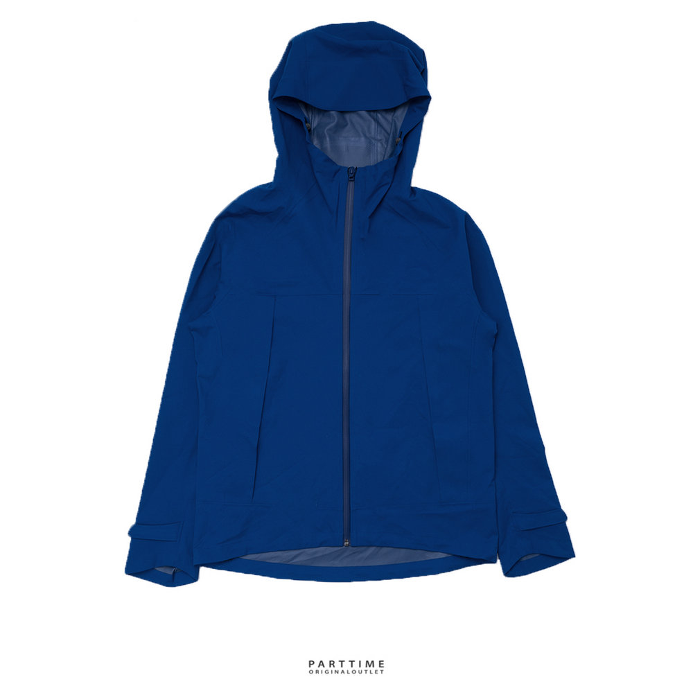 Uniqlo Blocktech Parka - Blue