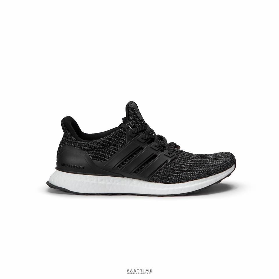 Ultra Boost 4.0 - Black/White