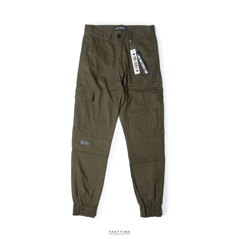 Jogger P601 - Olive
