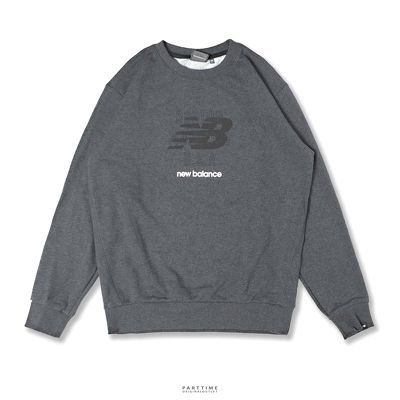 Sweater NB - Boston MA02135 - Grey