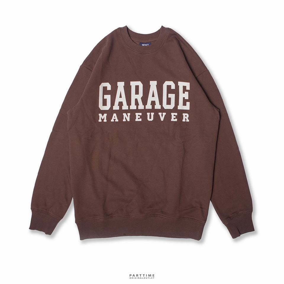 GARAGE - Brown