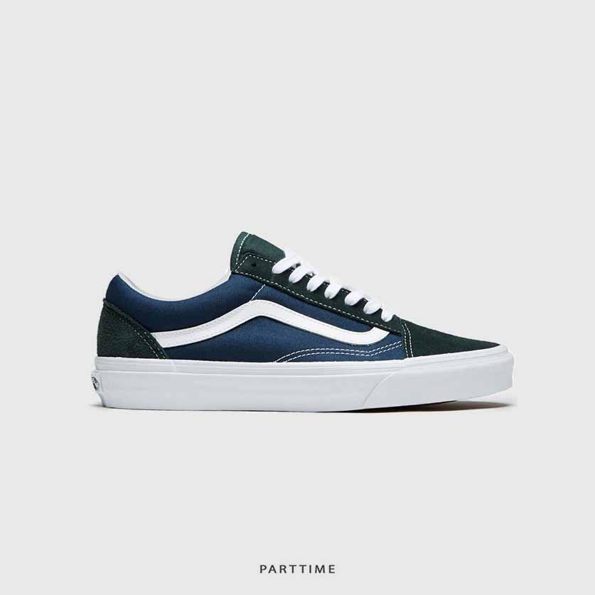 Old Skool - Scarab/Blue