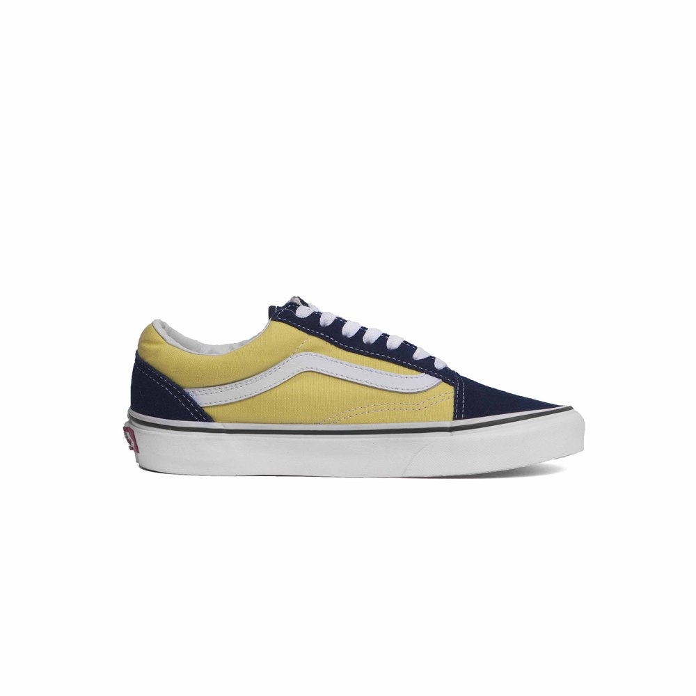 Old Skool - Yellow/Navy