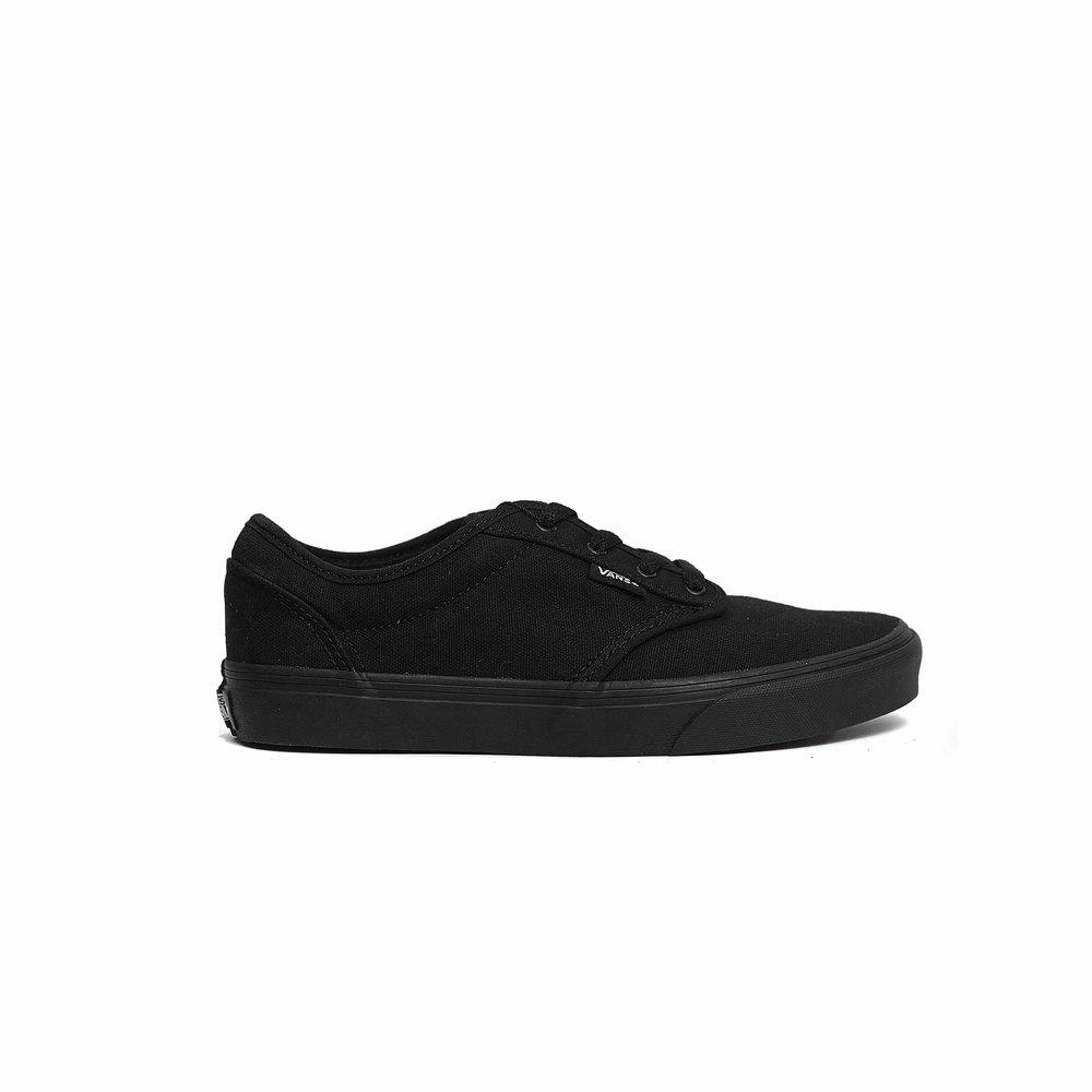 Atwood - Canvas - All Black