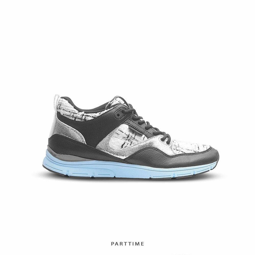 The35 - Black/White/Mint