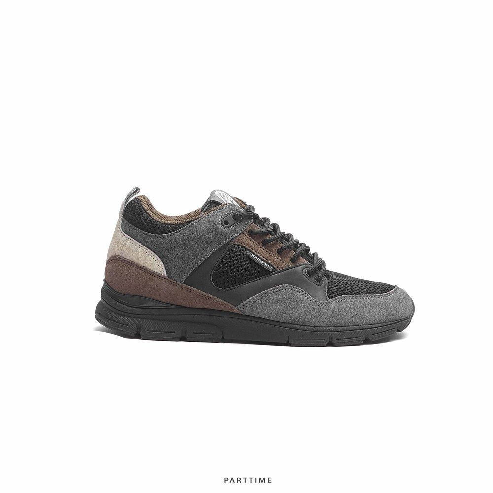 The35 - Black/Grey/Brown