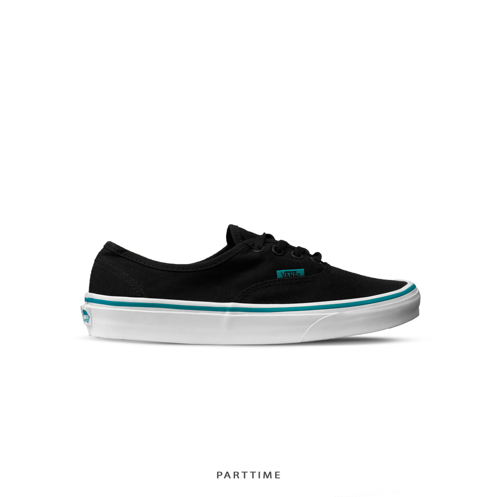 Authentic - Black/Aqua Green