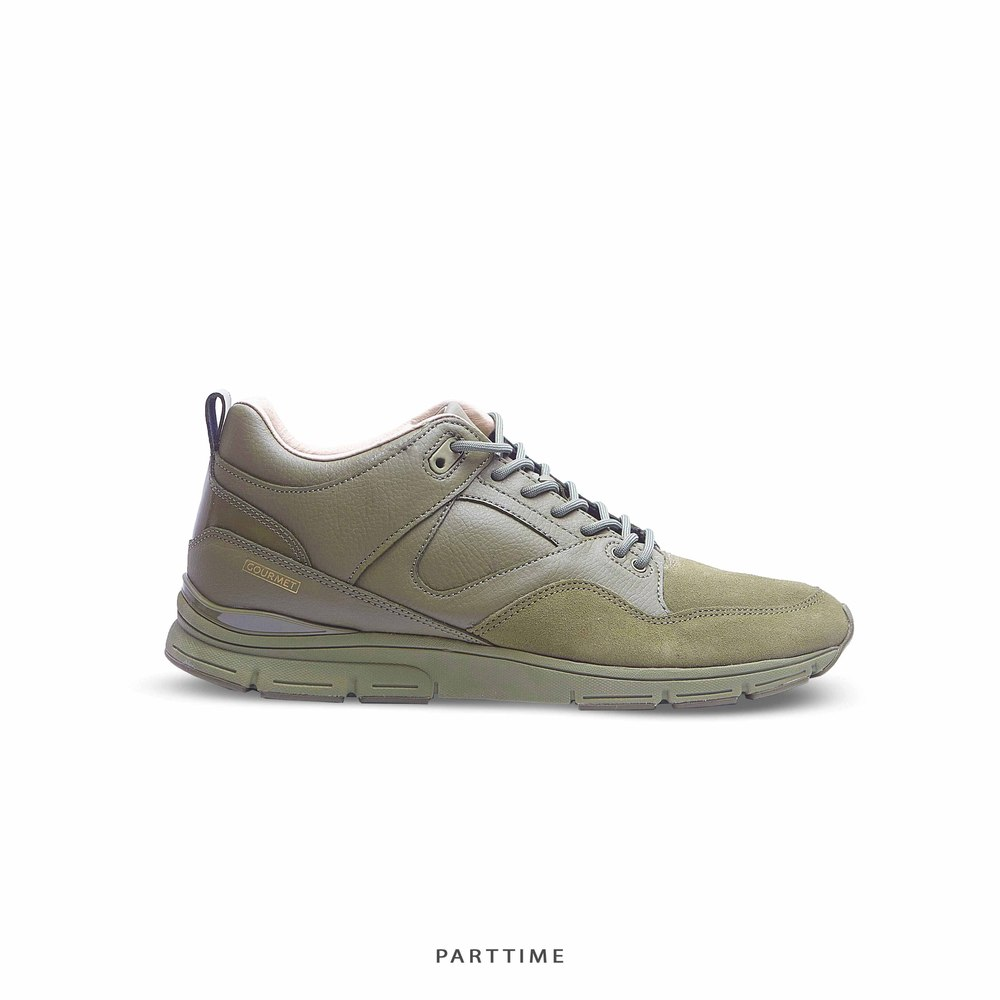 The35 - Olive Green