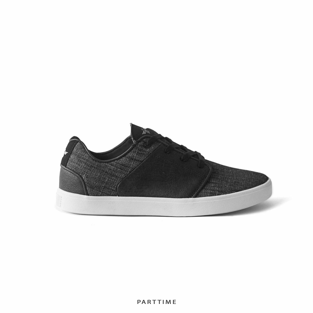 CREATIVE NEMI - CV - Grey/Black 01