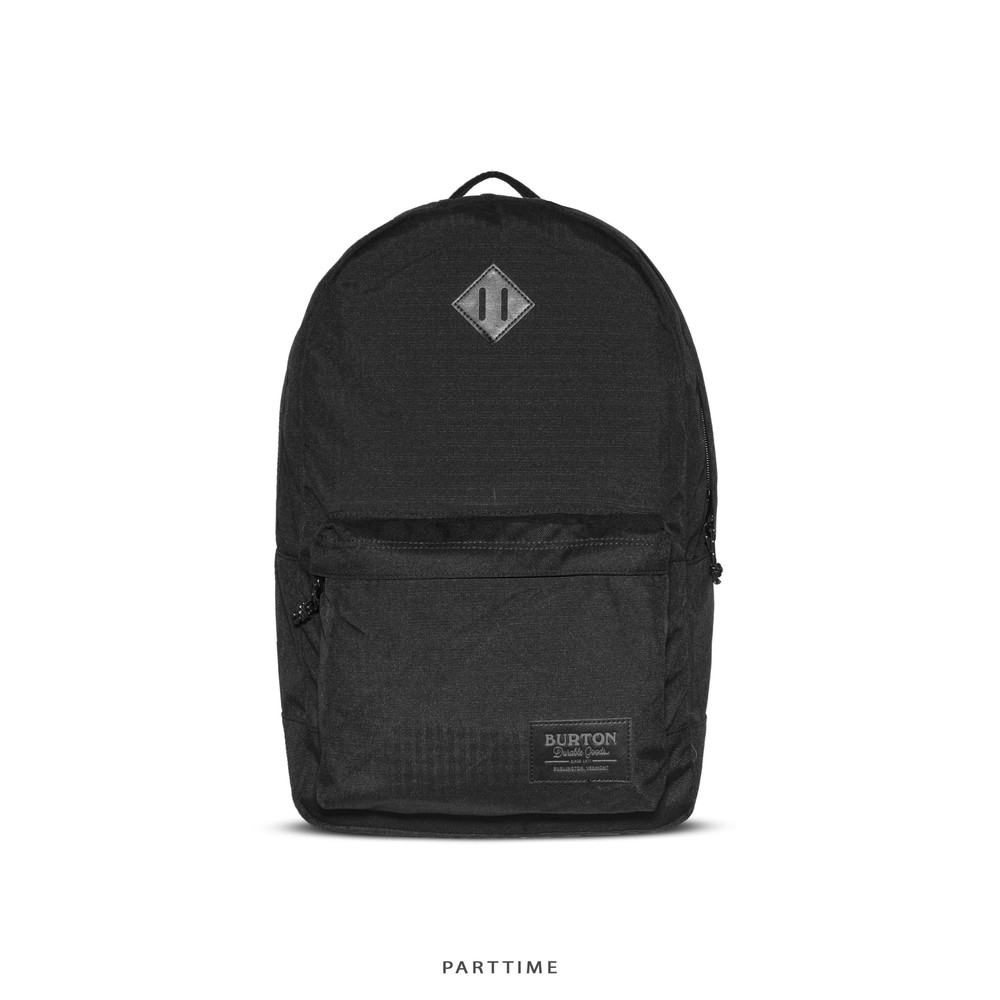 BURTON KETTLE - Black Ripstop