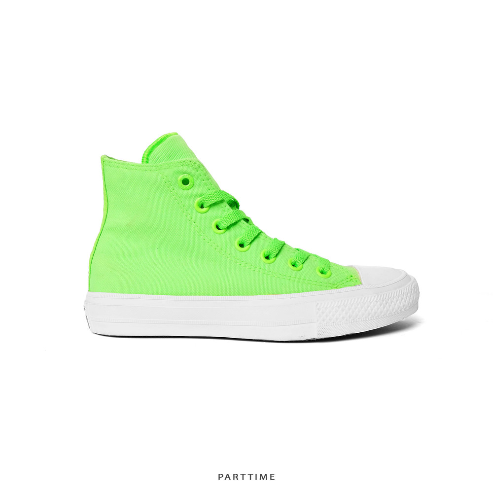 Chuck II - High - Neon Green