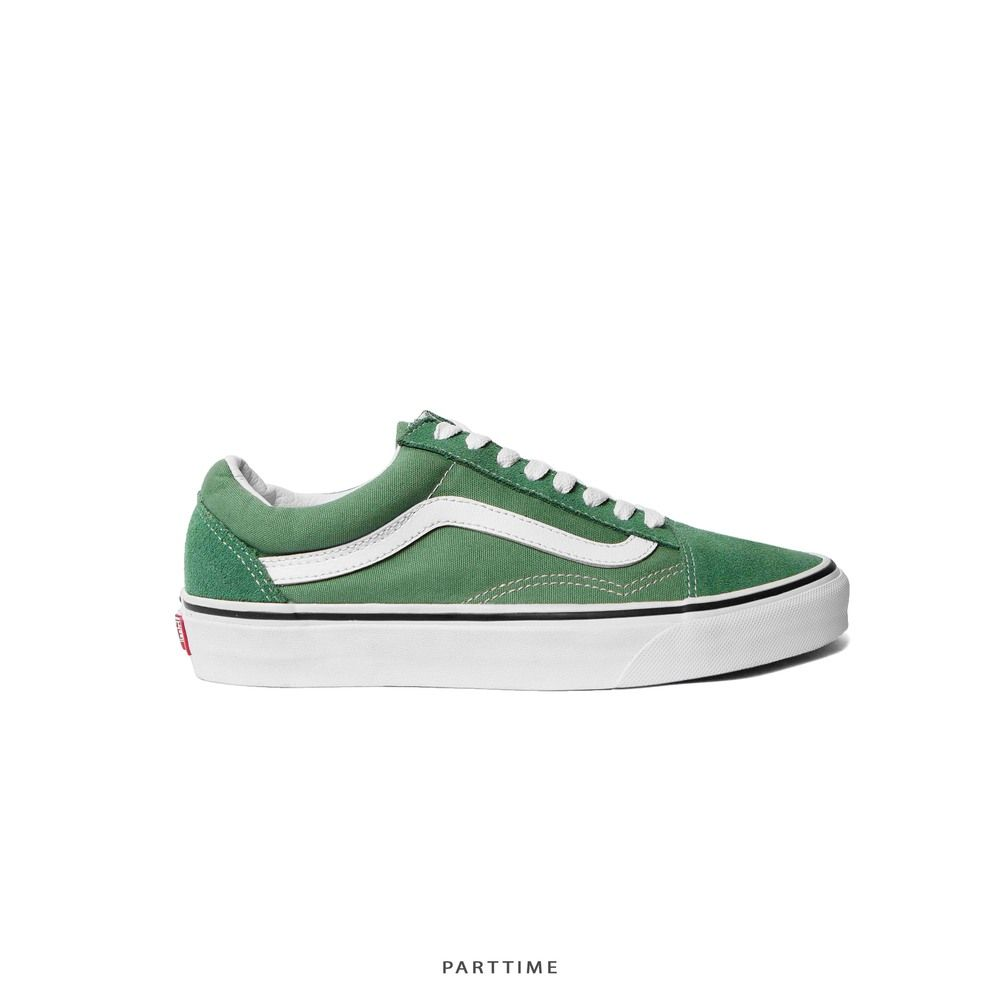 Old Skool - Grass Green