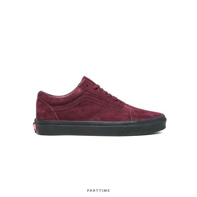 Old Skool - Suede - Port Royale/Black