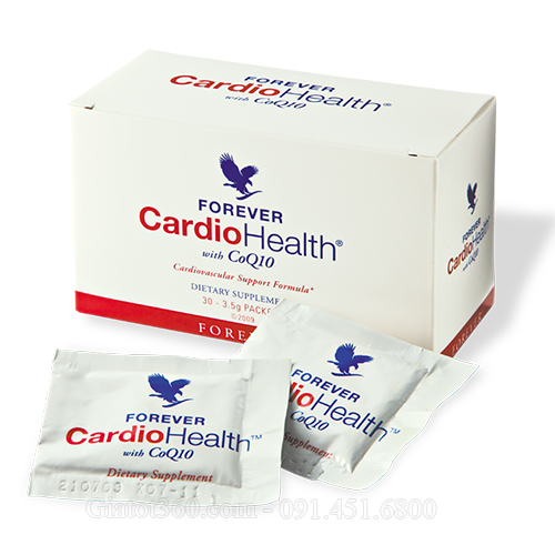 Forever CardioHealth with CoQ10
