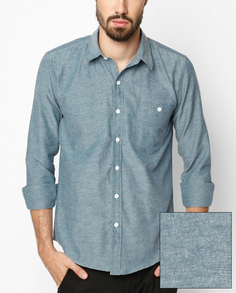 Cotton Shirt (BL)