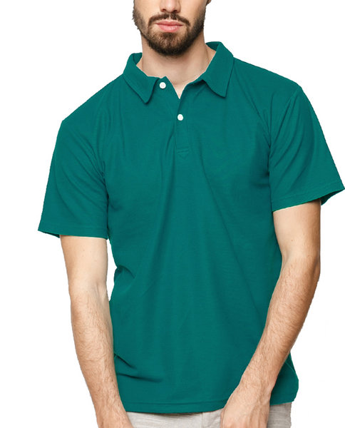 Cotton Polo T-shirt ( GE )