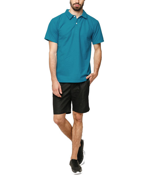 Cotton Polo T-shirt (LB)