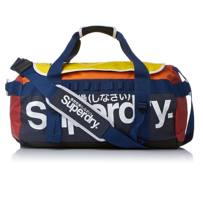 Túi trống Superdry California Kit Duffle Bag Small