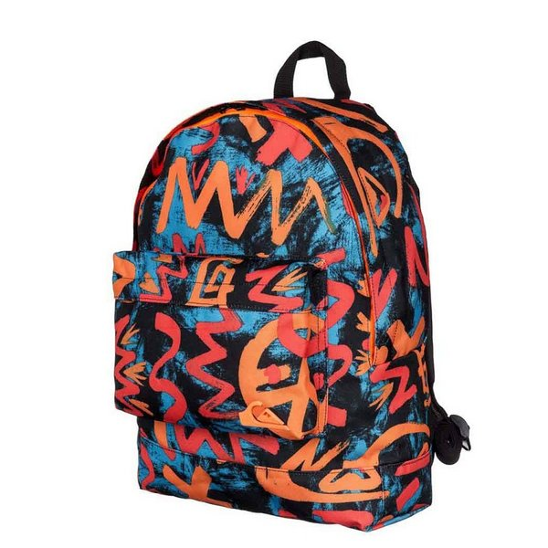 Balô Quiksilver Everyday Poster Backpack Orange