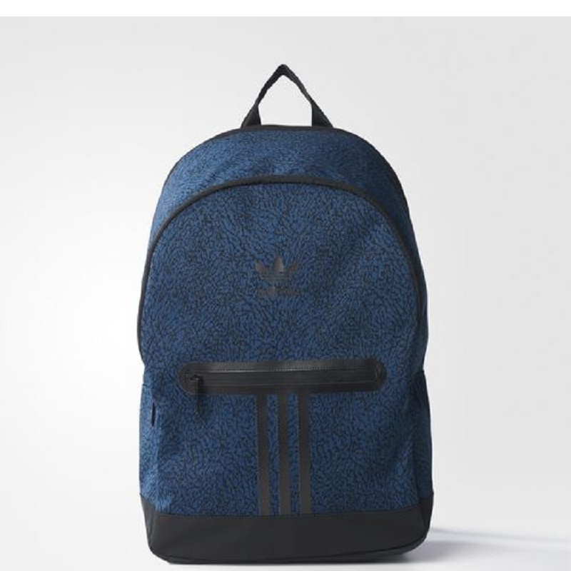 Balo Adidas Originals Essential Knit Graphic Backpack