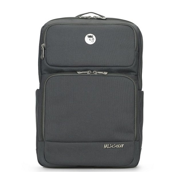 Balo Mikkor The Ives Backpack Charcoal