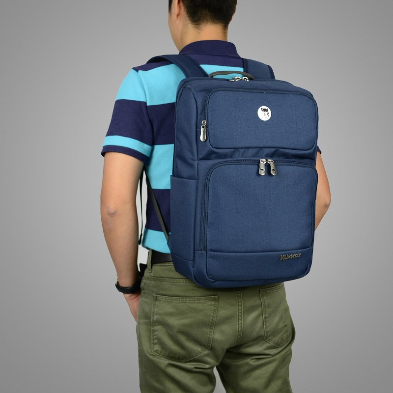 Balo Mikkor The Ives Backpack Navy