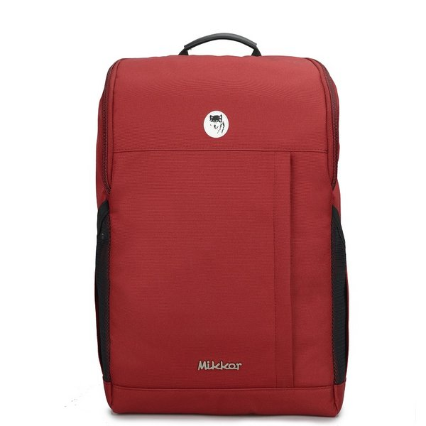 Balo Mikkor The Lewis Backpack Red
