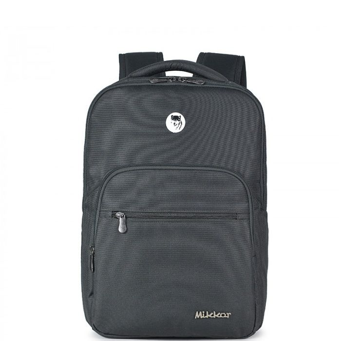 Balo Mikkor The Maddox Backpack Charcoal