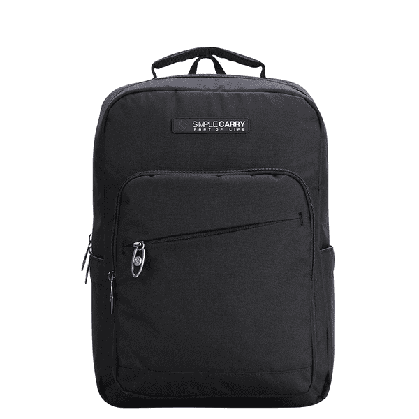 Balo Simplecarry ISSAC 3 Black