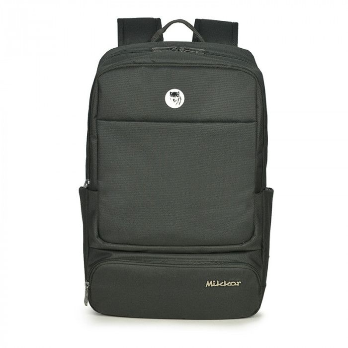 Balo Mikkor The Royce Backpack Charcoal
