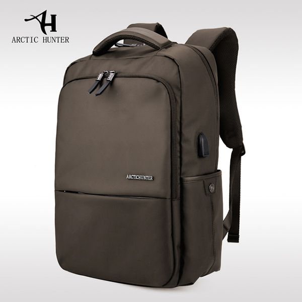 Balo Arctic Hunter Professional Backpack Coffee