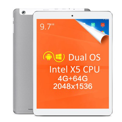 Teclast X98 Plus II Cpu 4 nhân, Ram 4GB, Windows 10 wifi