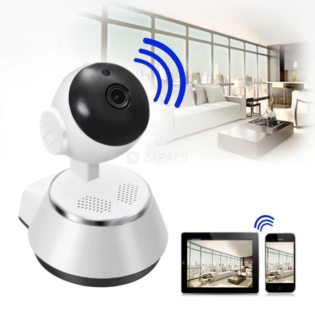 Camera IP Wifi HD Navitek V380 Q6 – 960P