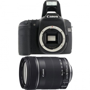 Canon EOS 50D (EF-S 18-135mm IS) Lens Kit