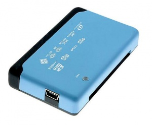 Mini card reader All in 1