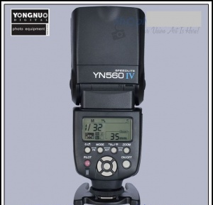 Flash Youngnuo 560 IV For All Camera