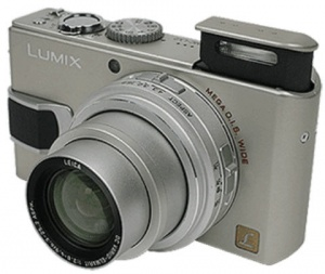 Panasonic Lumix DMC-LX2S