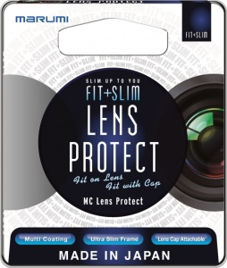 Kính lọc (Filter) Marumi Fit + Slim MC Lens Protect 58mm