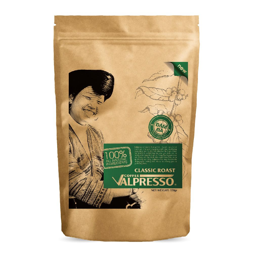 CLASSIC ROAST ETHNIC COFFEE