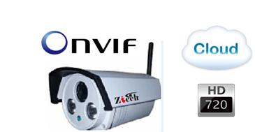 Camera IP Wifi - ZT-FP755100WF