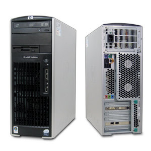 HP WORKSTATION XW6600 INTEL X5400