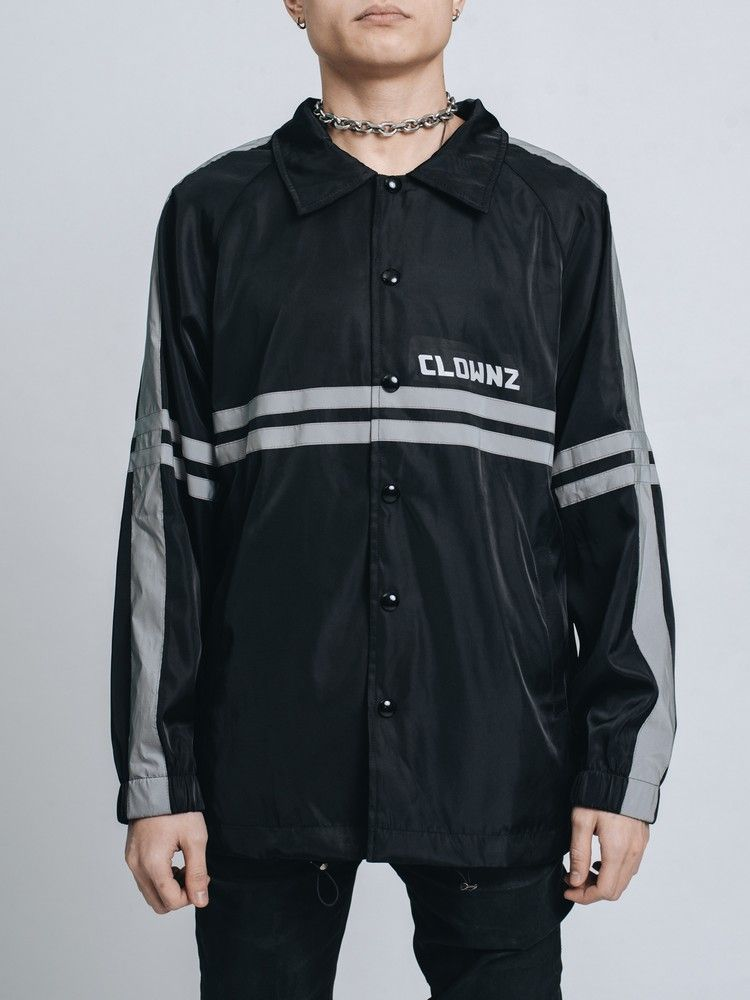 Coach Jacket ClownZ Reflective