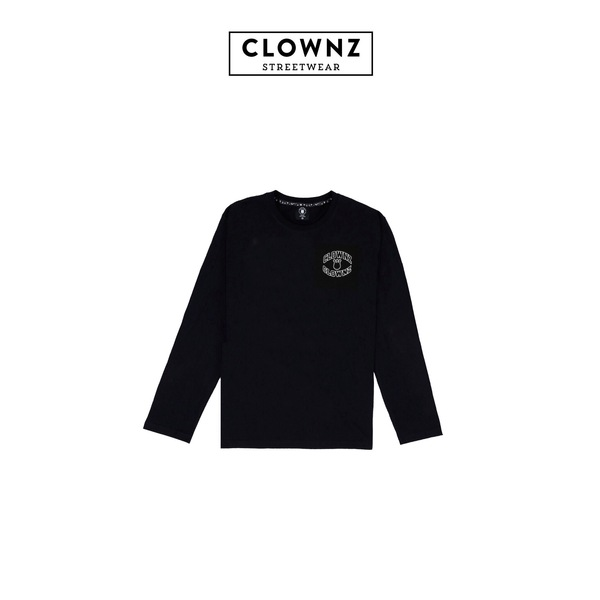 Long Sleeves ClownZ Basic Black