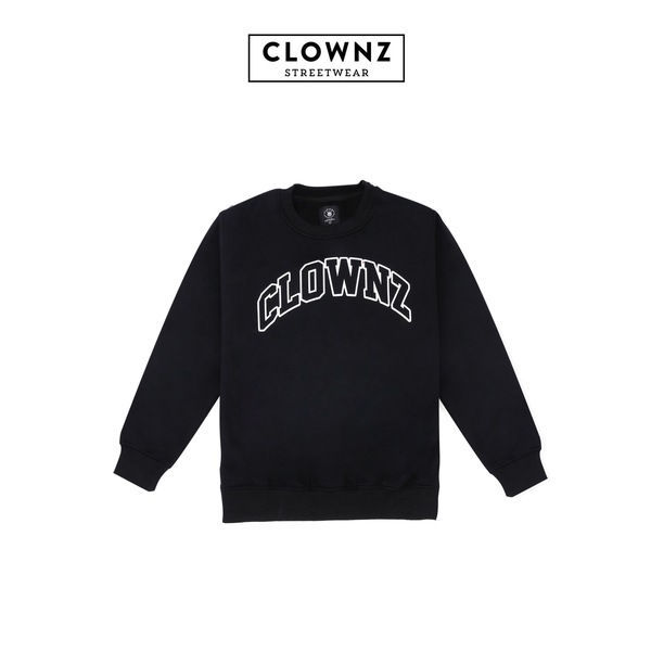ClownZ Basic Sweatshirt Black