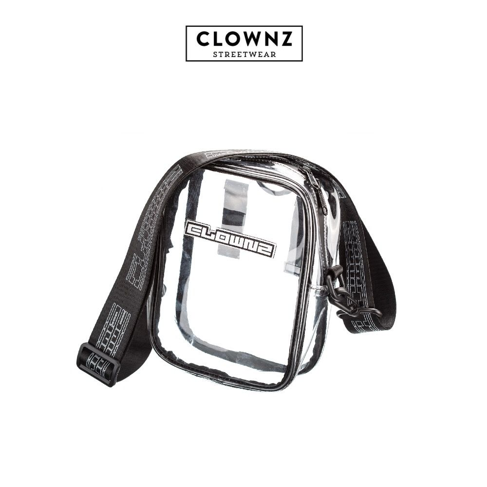 ClownZ Crystal Clear Mini Bag