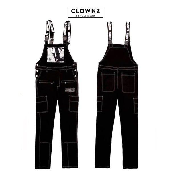 CLOWNZ Illusion Special Exclusive Overalls