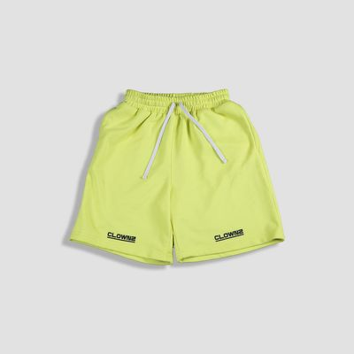 ClownZ Signature Short Pant - Yellow